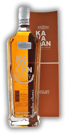 Kavalan Single Malt 40%