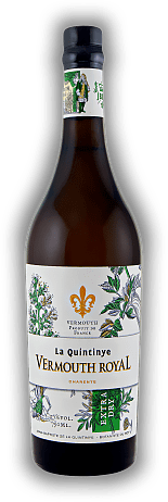 La Quintinye Vermouth Royal Extra Dry 0,75 Liter