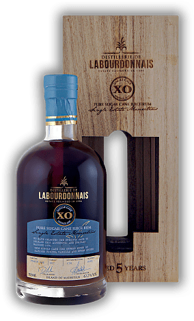 Labourdonnais 5 Years Single Cask XO 42,2%