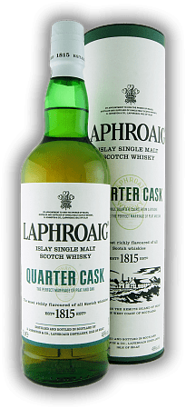 Laphroaig Quarter Cask Double Cask Matured