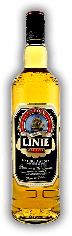 Linie Aquavit Lysholm Norwegen 1,0 Liter