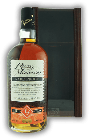 Malecon Rare Proof 13 Years 50,5%