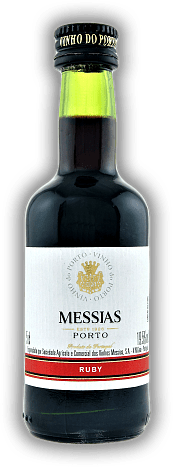 Messias Port Ruby 0,05 Liter