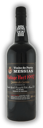 Messias Vintage Port 1997