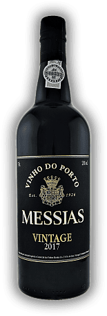 Messias Vintage Port 2017