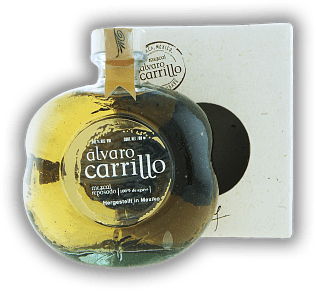 Mezcal Alvaro Carrillo Reposado 100 % Agave
