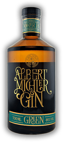 Michler's Green Gin Small Batch Handcrafted