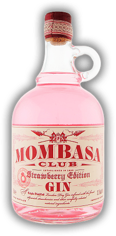 Mombasa Club Gin Strawberry Edition