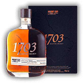 Mount Gay 1703 Master Select