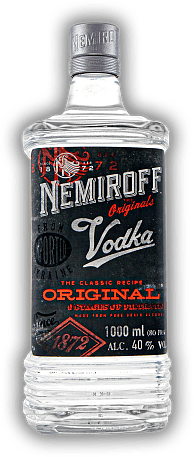 Nemiroff Vodka Original 1,0 Liter