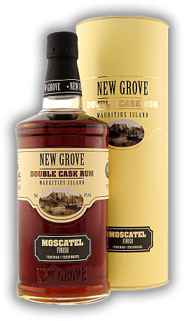 New Grove Double Cask Moscatel Finish