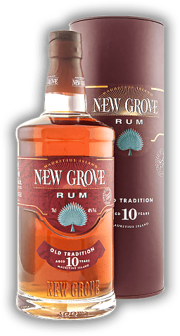 New Grove Old Tradition Rum 10 Years