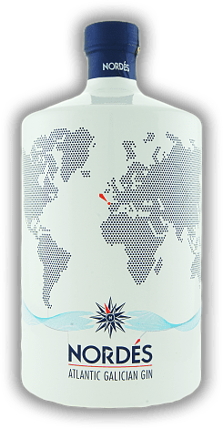 Nordes Atlantic Galician Gin 1,0 Liter