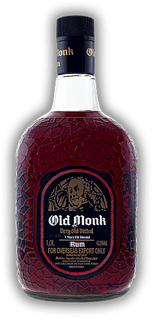 Old Monk 7 Years 1,0 Liter