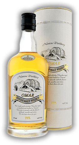 Omar Single Malt Bourbon Cask 0,2 Liter