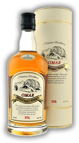 Omar Single Malt Sherry Cask 0,2 Liter