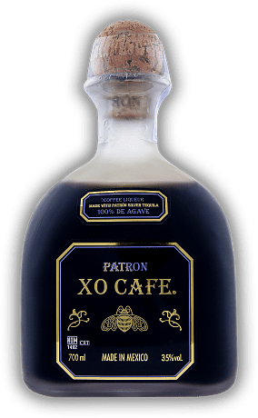 Patron XO Cafe Coffee Liqueur mit Tequila 35%