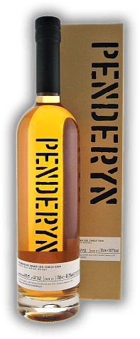 Penderyn Single Cask Bordeaux Grand Cru 2011/2019 60,2%