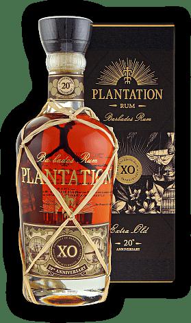 Plantation Barbados Rum Extra Old 20 Anniversary 0 70