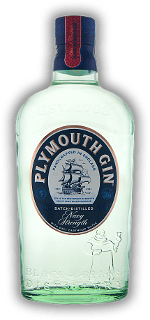 Plymouth Gin Navy Strength 57%