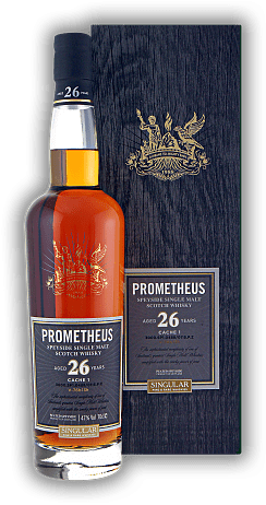 Prometheus 26 Years Peated Speyside Single Malt Cache 1