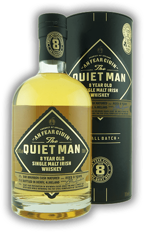 Quiet Man Single Malt 8 Years 40%