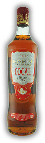 Ron Miel Cocal Honey & Rum 1,0 Liter