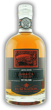 Rum Nation Jamaica  7 Years Cask Strength Edition 61,2%