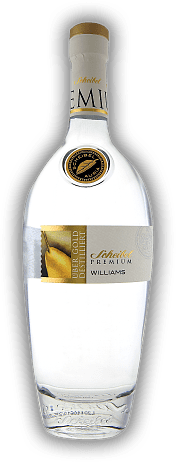 Scheibel Premium Williams Christ Birnen Brand