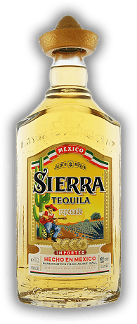 Sierra Gold Reposado