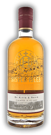 Sister Isles Wine Barrel Dark Rhum P.X. Cask Finish 45%