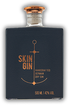 Skin Gin - Edition Anthrazit