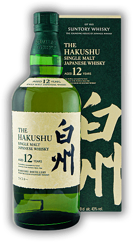 Suntory The Hakushu Single Malt 12 Years
