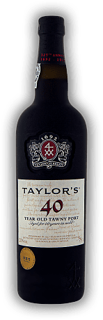 Taylor's 40 Years