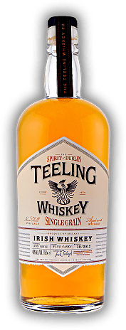 Teeling Whiskey Single Grain Finished in Wine Casks