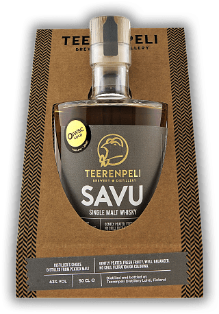 Teerenpeli Savu Peated Single Malt Whisky