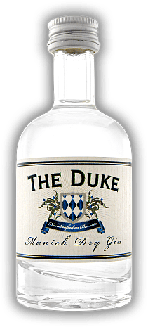 The Duke Munich Dry Gin 45% 0,05 Liter
