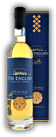 The English - Original Single Malt Whisky 0,2 Liter