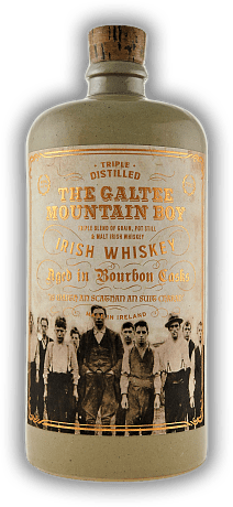 The Galtee Mountain Boy Whiskey