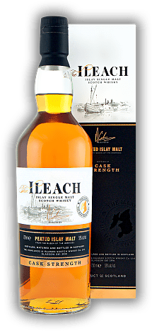 The Ileach Cask Strength Islay Single Malt 58%