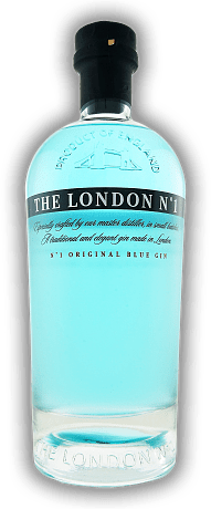 The London Gin No.1 Original Blue Gin 1,0 Liter