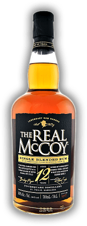 The Real McCoy 12 Years Bourbon Cask 40%