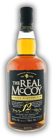 The Real McCoy 12 Years Bourbon Cask 46%