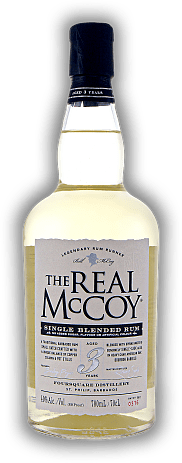 The Real McCoy  3 Years White
