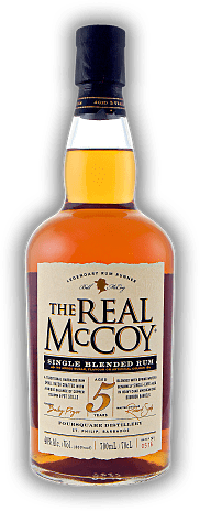 The Real McCoy  5 Years