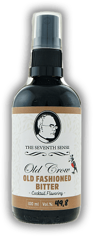 The Seventh Sense Old Crow Old Fashioned Bitter