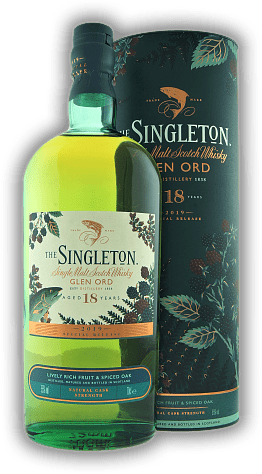 The Singleton of Glen Ord 18 Years 2019 Special Release 55,0%