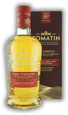 Tomatin Cask Strength 57,5%