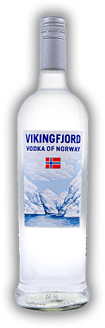 VikingFjord Vodka of Norway 37,5% 1,0 Liter
