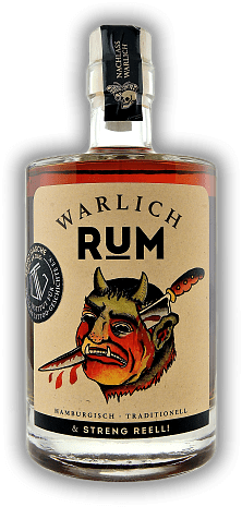 Warlich Rum Demon Design Edition